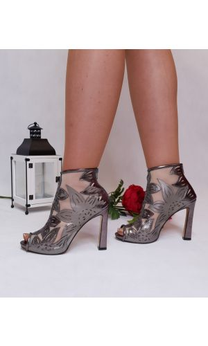 Dámske členkové topánky Saskia