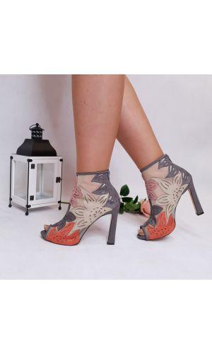 Dámske členkové topánky Cordelia